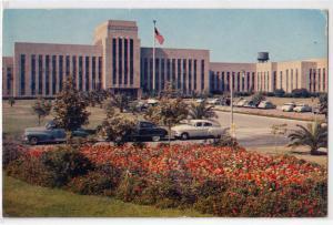 VA Admin Hospital, Long Beach CA