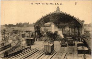 CPA  Dijon - Gare Dijon-Ville  (633738)