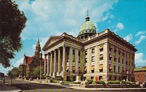 Passaic County Courthouse Paterson New Jersey