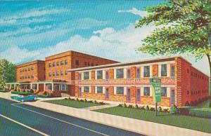 Carolina Crest Hotel and Motel Atlantic City New Jersey