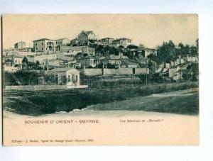 138220 SOUVENIR d'Orient Turkey SMYRNA Smyrne Bairakli Vintage