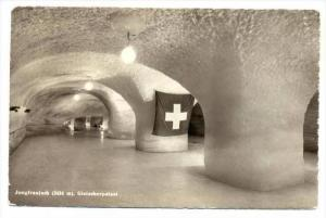 RP, Gletscherpalast, Jungfraujoch (3454m.), Switzerland, 1920-1940s
