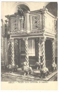 Pulpito Della Cattedrale Di Bavello, Amalfi (Campania), Italy, 1900-1910s