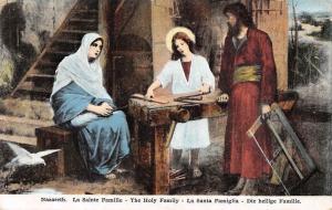 Israel Nazareth Holy Family Santa Famiglia, heilige Familie 1935