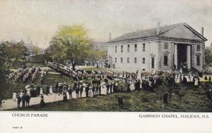 HALIFAX, Nova Scotia, Canada, 1905 ; Garrison Chapel