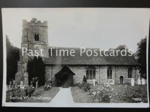 c1931 RP - LITTLE WALTHAM CHURCH