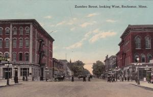 ROCHESTER , Minnesota , 00-10s ; Zumbro Street , Looking West