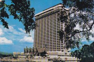 Malaysia Kuala Lumpur Hilton Hotel