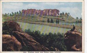 Elephant Rock, near Palmer Lake, Colorado,  00-10s
