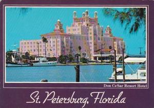 St Petersburg Don CeSar Resort Hotel