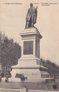 Monument Montalivet, Valence (Drome), France, 1900-1910s