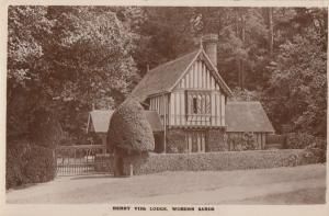 Henry View Lodge Woburn Sands Beds Genuine Real Photo Postcard