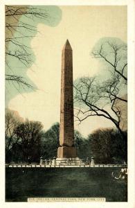 NY - New York City. Central Park, The Obelisk