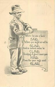 What's the Use a'bein SAD 1914 Divided back