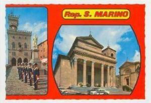 San Marino  2-view, 1970s