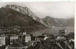 Austria Postcard - Gmunden - Die Perle Des Salzkammerguis - Ref TZ10344