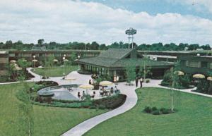 GALESBURG, Illinois; Sheraton Motor Inn, 1940-60s