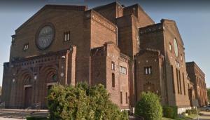 Cleveland Jewish Temple~Liberty Hill Baptist Church c1914 Bernhemmer~Terre Haute