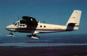Air Tindi DeHailland DHC-6 Twin Otter 300