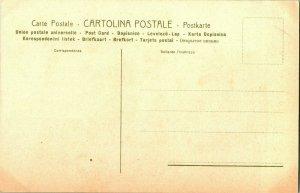 Firenze - La Loggetta Del Vasari Par Stengel & Co Sans 19944 Litho Italie