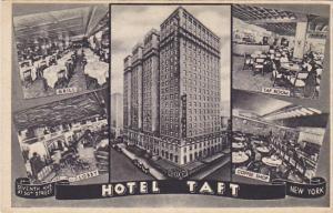 Hotel Taft Multi View New York City