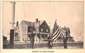 Retreat Fort Ontario, New York