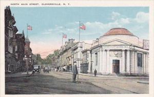 North Main Street Gloversville New York