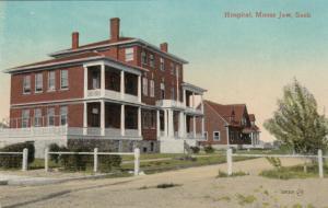 MOOSE JAW , Sask. , Canada , 1900-10s ; hospital