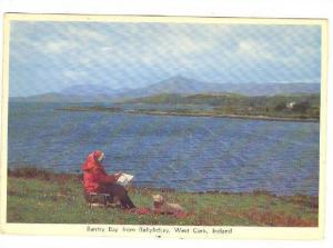 Bantry Bay from Ballylickey, West Cork, Ireland, PU-1956