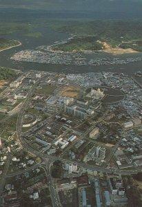 Pemandangan Bandar Seri Begawan Kuala Lumpur Aerial Postcard