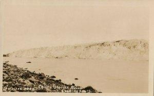 RP: CHILDS GLACIER , Alaska , 1910s ; Thwaites 4442