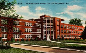 Virginia Martinsville General Hospital
