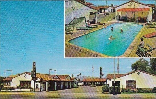 Deseret Motor Hotel And Apartments With Pool Tucson Arizona