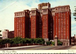 Illinois Chicago The Conrad Hilton