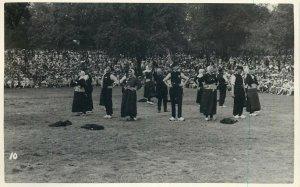 International Folk Dance Festival Exhibition London 1935 ethnic Dutch