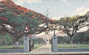 Memorial Park, Port of Spain, TRINIDAD, West Indies, 40-60´s