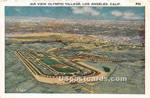 Olympic Village - Los Angeles, CA