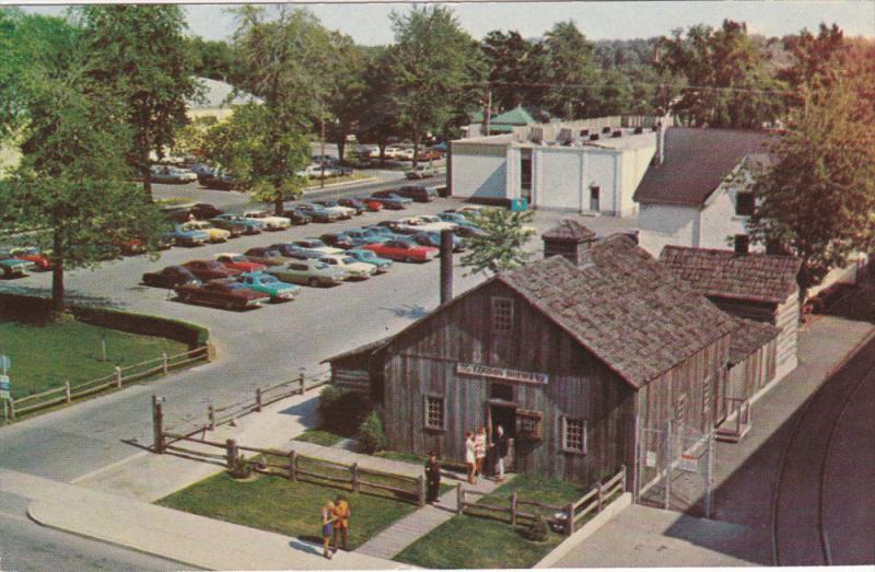 Labatt's Pioneer Brewery , LONDON , Ontario , Canada , 50-60s
