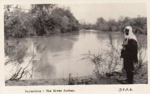 RP: Palestine , 1910-30s ; The River Jordan
