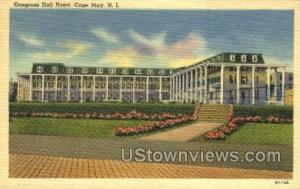 Congress Hall Hotel  Cape May NJ Unused