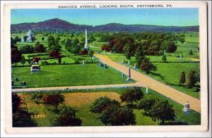 Hancock Ave. Gettysburg PA