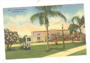 Exterior, Community House, Kissimmee, Florida, PU-1947