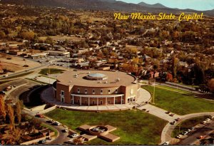 New Mexico Santa Fe State Capitol
