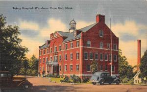 12607 MA  Wareham  1940's  Tobey Hospital