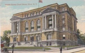 New York Utica Oneida County Court House