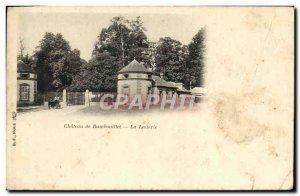 Old Postcard Rambouillet Chateau La Laiterie