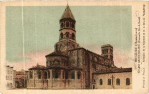 CPA Brioude (Haute-Loire) - Eglise Saint-Julien (Ensemble Nord-Ouest) (585688)