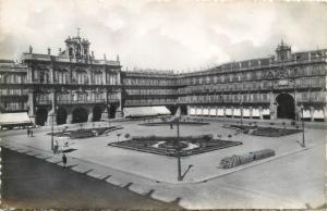 Spain Salamanca Great Square