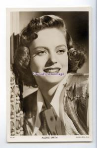 b5729 - Film Actress - Alexis Smith - Picturegoer No.W.309 - postcard