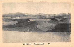 Tunisia El Oued La Mer de Sable
